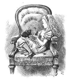 As Ilustrações de John Tenniel