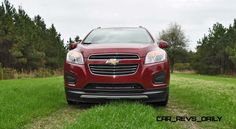 Road Test Review – 2015 Chevrolet Trax LT on HD Video + Colors, Wheels and Pricing