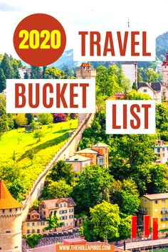 2020 travel destinations to visit after the travel restrictions have been lifted due to coronavirus pandemic. Travel to Italy, travel to Switzerland, travel to France plus other tops places to travel in 2020 including what to do in Italy, where to go in Italy, things to do in france, things to do in switzerland, Zurich travel, and travelling Paris. #2020traveldestinations #travelbucketlist #travelgoals #coronavirus #travelrestrictions #traveltoitaly #traveltofrance #traveltoswitzerland Paris Travel, France Travel, Italy Travel, Top Places To Travel, Beautiful Places In The World, Best Countries To Visit, Cool Countries, Travel Goals, Travel Tips