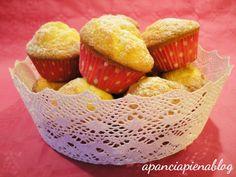 Sofficissimi muffins alla panna, un sapore delicato che conquisterà proprio tutti!