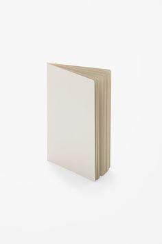 Gilt-edge notebook