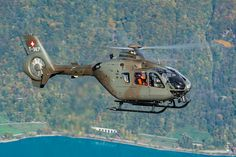 Swiss Air Force Eurocopter EC-635