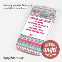 Nike Aztec Quote Phone Case for Samsung Galaxy S3/S4/S5/S6/S6 Edge Only $10.99