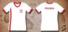 Damska koszulka wspomagająca piłkarzy - wzór 5.