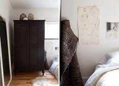 minimalist bedroom decor inspiration. / sfgirlbybay