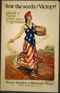 World War 1 Patriotic Posters ★ Gallery of Victory Garden and Seed Corn Posters, USA American Patriotism Symbols; United States of America Patriotism Image and more American Patriotic Posters; Ww1 Propaganda Posters, Political Posters, Political Cartoons, Posters Vintage, Vintage Ads, Vintage Signs, Vintage Images, Graphics Vintage, Vintage Nurse