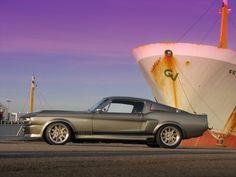 """""""Eleanor"""" Shelby GT 500 - 1967"""