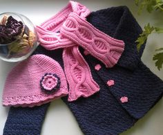 a26eb6bbe1d Ravelry  -Chamilla- s Rosie coat (2011) Knitting For Kids