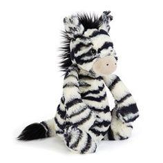 Köp Jellycat - Bashful Zebra - Gosedjur direkt på nätet hos Litenleker.se. Designade leksaker levereras direkt hem till dörren. Välkommen!