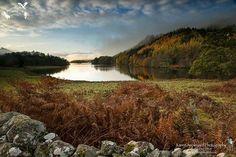 Loch Tummel. Highlands