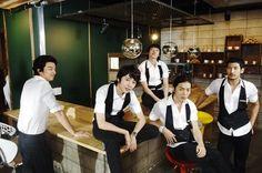 The 1st Shop of Coffee Prince (Korean Drama, 2007)
