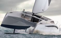 Zero Sail Concept Brings New Value To Catamarans Everywhere
