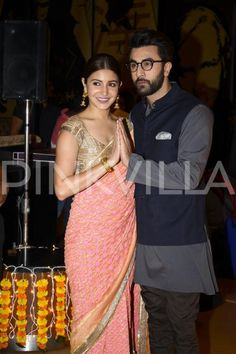 ADHM pair Ranbir and Anushka are a bomb as they jazz up the Diwali celebrations!