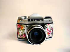 Vintage Camera Exa Ihagee Dresden von Mydd auf Etsy, €42.00