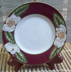 American Atelier Magnolia Blossom Saucer Porcelain Replacement Piece