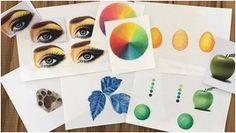 Use coupon code to watch this course: Fundamentals of Coloured Pencils - Beginners Course