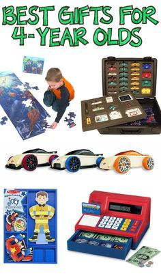 A Selection Of The Most Cost Effective Enjoyable Long Lasting Best Gifts For 4 Year Olds
