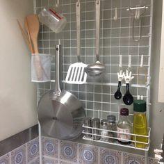 6畳/IKEA/無印良品/つっぱり棒/狭いキッチン/1K…などのインテリア実例 - 2015-01-22 03:20:10 | RoomClip(ルームクリップ)