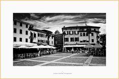 """ Piazza Carducci"" by Andrea Marinelli "