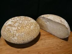 A hard cheese with a peppery-colored rind. Dense yet fluffy and a tiny bit grainy. The English did good with this one! This is similar to our other favorite, Paski-Sir. Kinds Of Cheese, Milk And Cheese, Wine Cheese, Cheese Making Process, Cheese Recipes, Cooking Recipes, Sheep Cheese, Queso Cheese, Cheese Lover