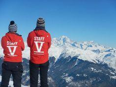 La Cinquième Troupe à Courchevel #MontBlanc #DentDeBurgin #Scouting