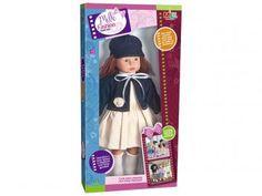 Boneca Fashion - Milk Brinquedos