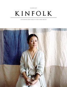 SUPPLY PAPER CO. Kinfolk Vol.8 pre-order!