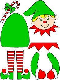 adornos navideños goma eva moldes - Buscar con Google
