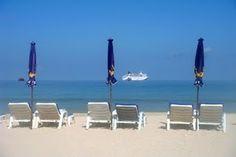 My favourite beach in the whole world. Patong Beach, Beach Umbrella, Getting Bored, Holiday Destinations, Phuket, Umbrellas, Night Life, Beaches, Thailand