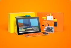 Kano Computer Kit Bundle - A computer anyone can make and code