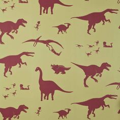 """""D'ya-think-e-saurus"""" Green Wallpaper by PaperBoy"