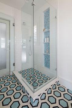 Hexagon Tile Bathroom Geometric Tile Large Hexagon Tile Bathroom shower Hexagon Tile Bathroom Geometric Tile Large Hexagon Tile #HexagonTile #Bathroom #GeometricTile #LargeHexagonTile