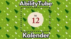 Tür 12 des 🎅 #AbilityTubeKalender 🎄 hält Markus Binder für Euch bereit! Influencer, Binder, Cover, Movie Posters, Art, Advent Calenders, Studying, Art Background, Trapper Keeper