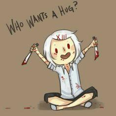 oh who wants a hug? :D :3