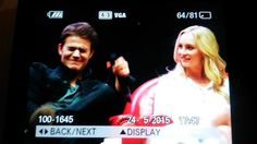 Paul Wesley and Candice Accola at 2nd Day of #BMIF3 (05/24/15)