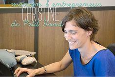 Maman & entrepreneur : Christine de Petit Hood