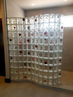 In Diesem Beitrag Zeigen Wir Ihnen 44 Wunderschöne Beispiele Für  Glasbausteine Für Dusche. Werfen Sie Einen Blick Auf Die Coolen Modelle Ein.