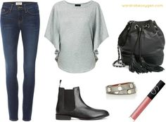 How to style Chelsea boots. Five outfits for casual weekends and going out featuring Chelsea Boots and tips on how to style from Wardrobe Oxygen.
