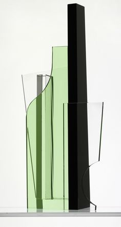 Cubist Vases by Boym Partners  Lovely--want it.  Cannot afford it.  Still want it!