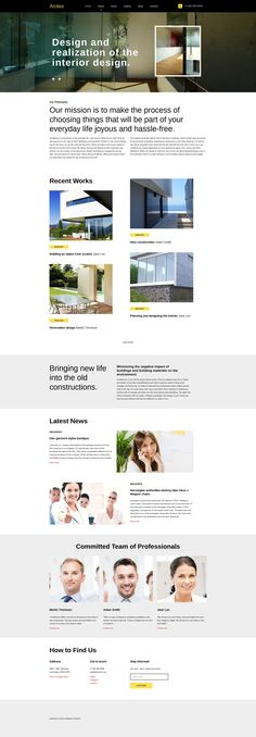 Architecture Responsive Moto CMS 3 Template http://www.templatemonster.com/moto-cms-3-templates/architecture-responsive-moto-cms-3-template-59074.html