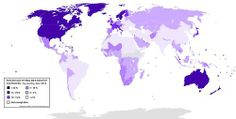 Tumblr: thelandofmaps:      Percentage of Mac OS X desktop computers by country, December 2013 [1707 * 868][OC]     CLICK HERE FOR MORE MAPS!     thelandofmaps.tumblr.com