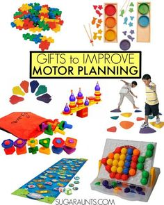 What is Motor Planning?  Tips and Tools in this post with a fun fine motor motor planning (dyspraxia) activity for kids and adults from an Occupational Therapist
