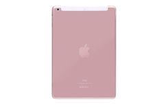 LUX IPAD AIR IN WHITE FINISHED IN 24K PINK GOLD - Brikk   Lux iPhone 6 now available in yellow gold, pink gold and platinum with diamond options