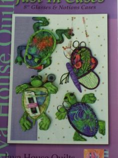 Craft Sewing Pattern  Just In Cases  For Sewing by LindaHarvey,