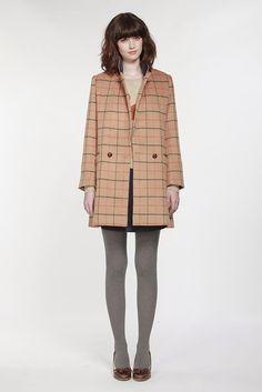 Darlington Coat (Camel Check) (2)