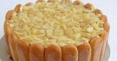 Torta Malakov s mascarpone. - SvetReceptov.sk Apple Pie, Food, Pastries, Mascarpone, Essen, Meals, Yemek, Apple Pie Cake, Eten
