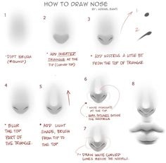 Resplendent Cartoon Drawing Tips Ideas Digital Painting Tutorials, Digital Art Tutorial, Art Tutorials, Drawing Reference Poses, Drawing Skills, Drawing Tips, Manga Drawing Tutorials, Drawing Techniques, Cartoon Drawings