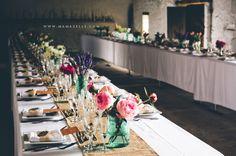 gorgeous table decor