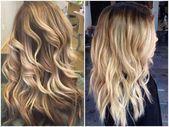 18 beautiful balayage honey blonde photos  #balayage #blonde #photos #honey # Balayage Hair Blonde Medium, Hair Color Balayage, Blonde Hair, Hair Color Trend, Photo Checks, Beautiful, Hair Beauty, Hairstyle, Long Hair Styles