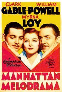 O Inimigo Público Número Um (1934) Poster